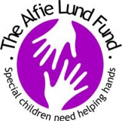 The Alfie Lund Fund Logo