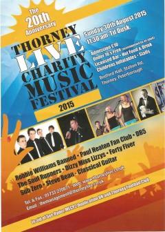 Thorney live